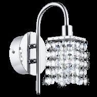 LED osvětlení zrcadla v koupelně ALMONTE 94879