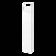 Venkovní sloupek bílý MONFERO 95114