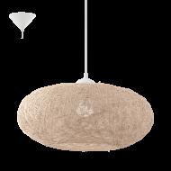 Kuchyňské stropní světlo béžové CAMPILO 93374