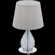 Pokojová lampa s šedým stínítkem RINEIRO 94683
