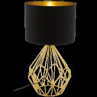 Pokojová lampa industriální styl PEDREGAL 1 95186