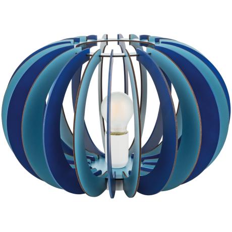 Pokojová lampička modrá FABELLA 95948