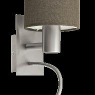 Nástěnná lampa s kloubem PASTERI 96386