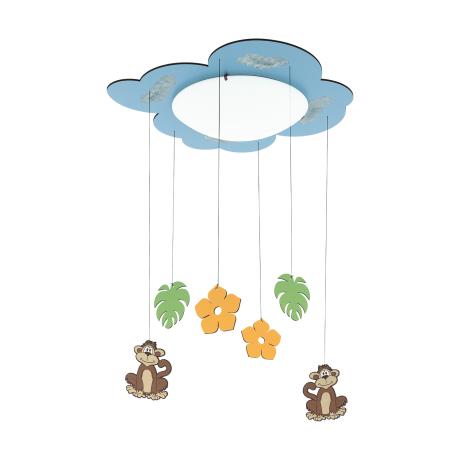Dětské stropní svítidlo LOUIE 96947