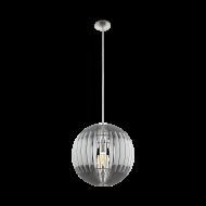 Závěsné svítidlo s dřevěným stínítkem OLMERO 96973