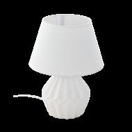 Stolní lampička s textilním stínítkem ALTAS 97096