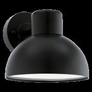 Venkovní svítidlo, černé ENTRIMO 96207