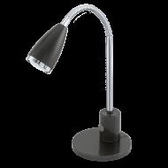 LED pokojová lampička černá FOX