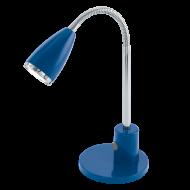 LED pokojová lampička modrá FOX