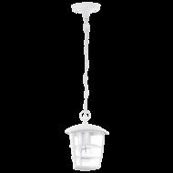 Venkovní lampa závěsná na řetězu ALORIA