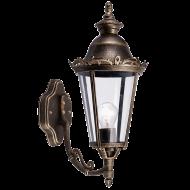 Lampa na zeď  s ozdobným kováním URBINO
