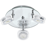 Koupelnová bodovka s LED AGUEDA 95279