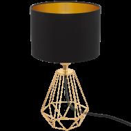 Lampička drátěná konstrukce CARLTON 2 95788