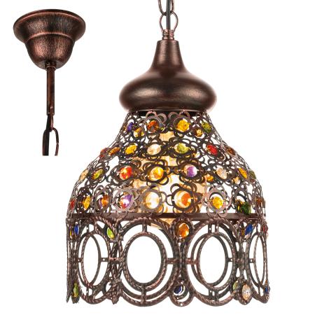 Závěsné vintage svítidlo JADIDA 49765