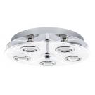 Stropní svítidlo kruhového tvaru CABO