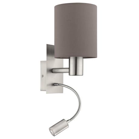 Nástěnná lampa s kloubem PASTERI 94933