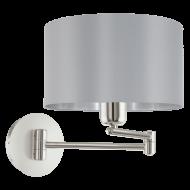 Nástěnná lampa s kloubem PASTERI 95057