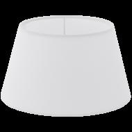 Stínidlo k lampičce bílé 1+1 VINTAGE 49966
