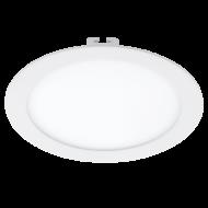 Vestavné kruhové světlo bílé FUEVA 1 94066