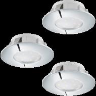 LED vestavná bodovka stmívatelná PINEDA 95815