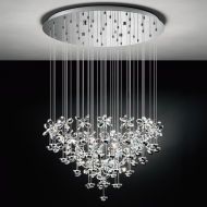 LED závěsné svítidlo PIANOPOLI 93661