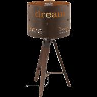 Moderní stolní lampa COLDINGHAM 49792