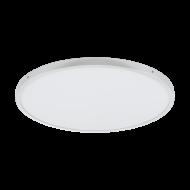 Kruhové stropní LED svítidlo FUEVA 1 97552 s průměrem 60 cm