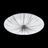Stropní LED svítidlo NIEVES 98326, průměr 51 cm
