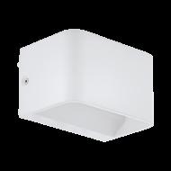 Nástěnné LED svítidlo s délkou 13 cm SANIA 4 98421, bílé