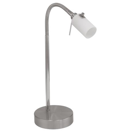 Stolní lampička s bodovkou BENGA