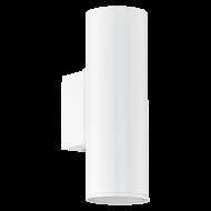 LED venkovní osvětlení bílé RIGA 94101