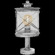 Venkovní lucerna / sloupek HILBURN 1 94867