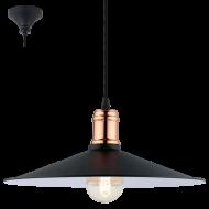 Závěsné osvětlení do kuchyně BRIDPORT 49452