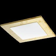 LED stropní přisazené svítidlo čtverec CIOLINI 94553