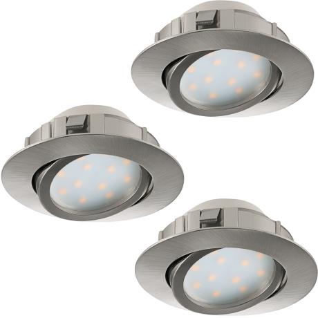 Vestavná bodovka kruhová LED PINEDA 95853
