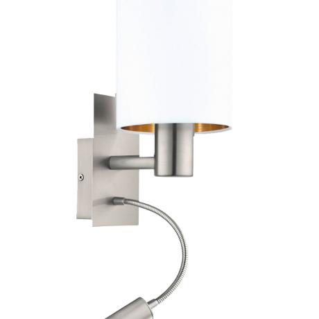 Nástěnná lampa s kloubem PASTERI 96484