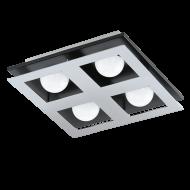 LED přisazené stropní osvětlení BELLAMONTE 1 96534