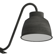 LED nástěnná lampa EPILA 96887