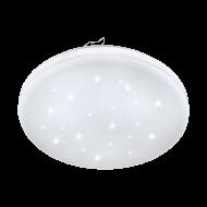Stropní LED světlo, průměr 28 cm FRANIA-S 97877