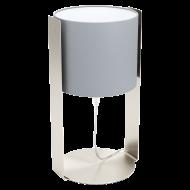 Stolní lampička s textilním stínidlem SIPONTO 98286