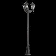 Venkovní lampa patina NAVEDO