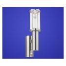 Venkovní lampa s čidlem pohybu TRONO CRYSTAL