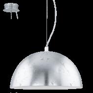 Závěsné svítidlo stříbrné GAETANO
