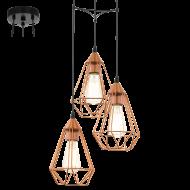 Stropní osvětlení drátěné TARBES 94196