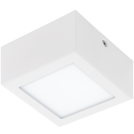 LED stropní přisazené osvětlení bílé COLEGIO 95199