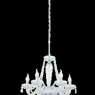 Závěsný lustr na řetězu BASILANO 1 39099