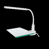 LED stolní lampička s klipem LAROA 96434