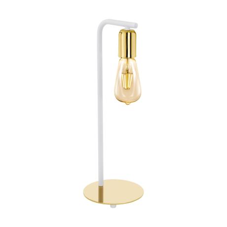 Stolní lampa, zlatý odstín ADRI 2 96926