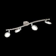 LED stropní bodové svítidlo se čtyřmi stínítky KARYSTOS 97071