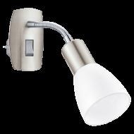 Lampička na stěnu s vypínačem DAKAR 3